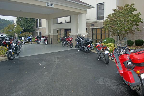 Holiday Inn Parking