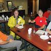 Breakfast Gathering at Holiday Inn