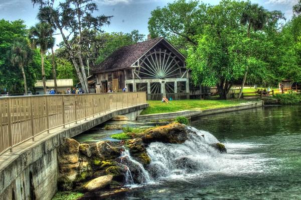 DeLeon Springs State Park