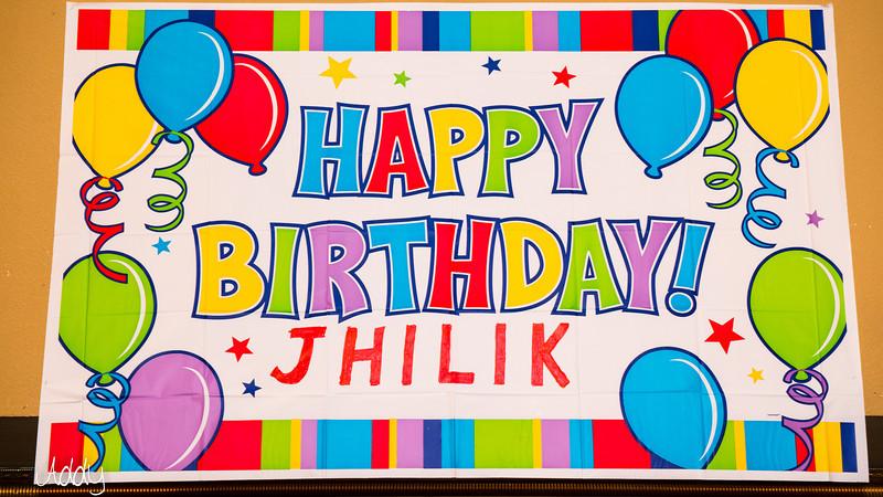 Jhilik's 10th Birthday & Rajashi's parents' 40th Anniversary