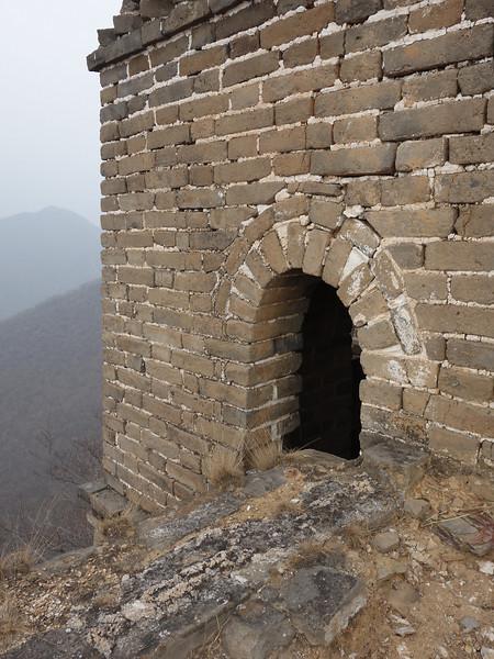 hike the Great wall Jiankou west part