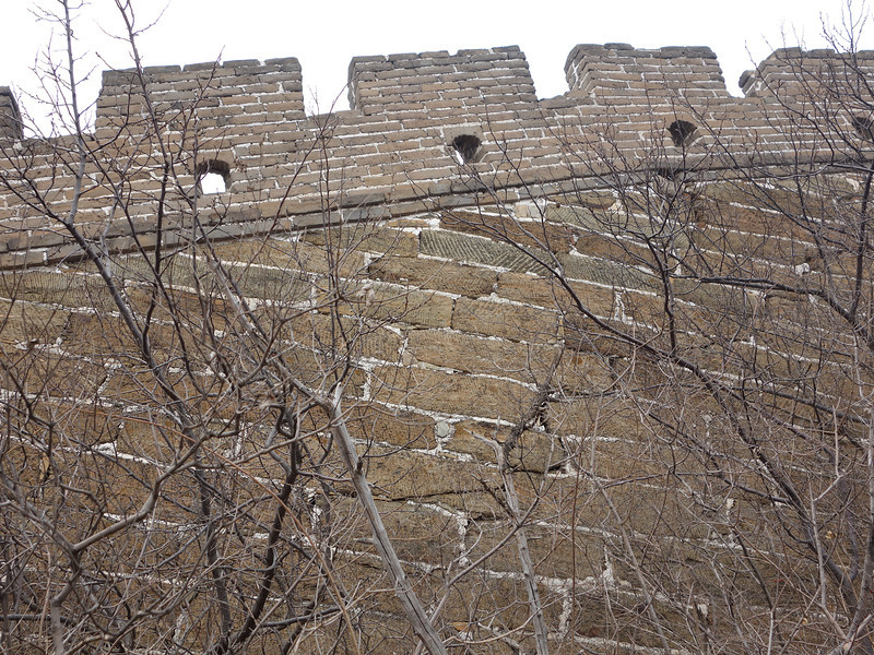 hike the Great wall Jiankou west part