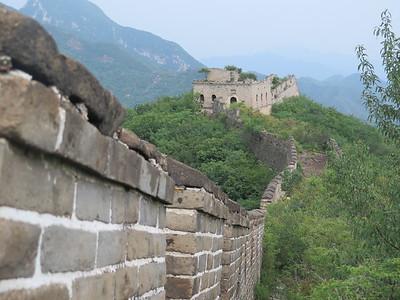 Jiankou Great wall trekking 【August】