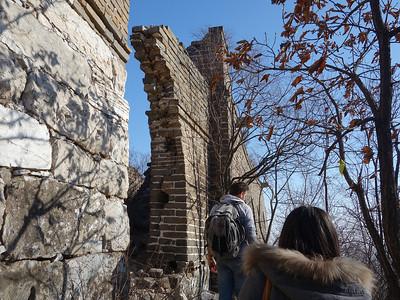 Jiankou  Mutianyu Great wall hiking【Nov】