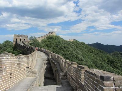 Jiankou to Mutianyu Great wall hike【May】