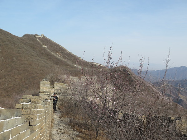 Jiankou to Mutianyu Great wall hike