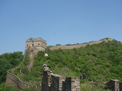 Jiankou west great wall hiking tirp