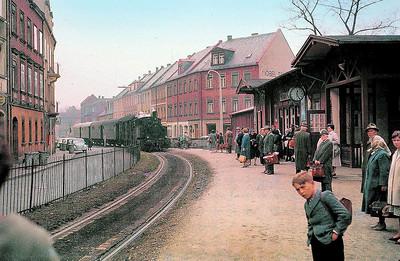 Erlangen, Germany, 1961