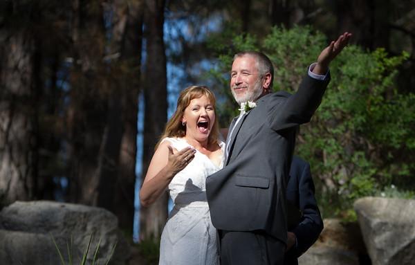 Jill & Mark