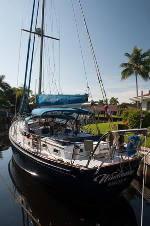 Jill Sail Boat