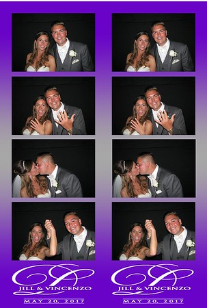 Jill and Vincenzo's Wedding 5-20-17