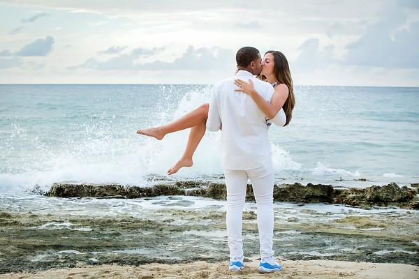 Jillian & Devonte - Engagement
