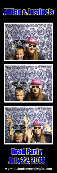 Jillian & Justine's Grad Party