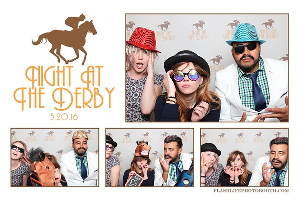 Jill's Day at the Derby