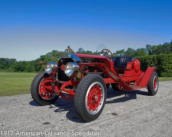 1917 Racing car