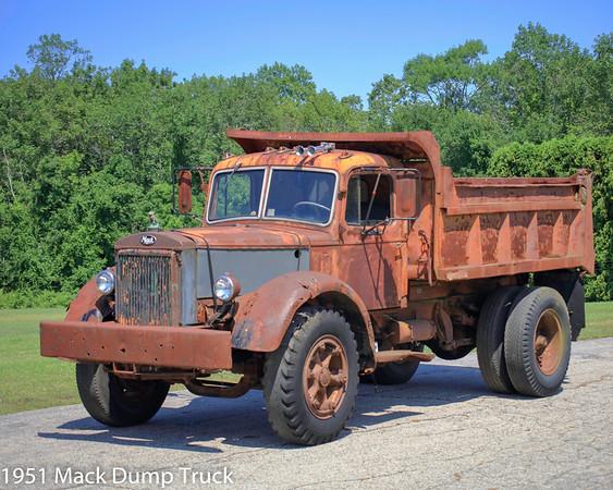 1951 Vintage Truck