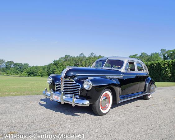 1941 Vintage Car