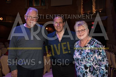 Jim Brickman Meet and Greet 2018