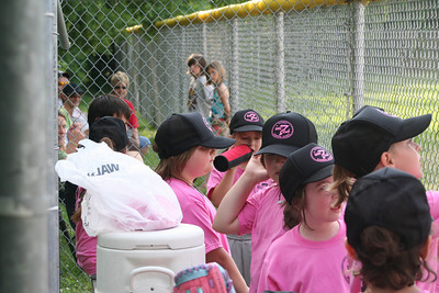 2008-06-12 T-Ball, Team Photo