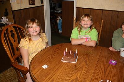 2010-01-06 Twins Birthday