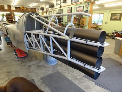 Jim Hume's Bonneville Car.... Part #1