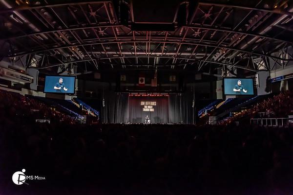 Jim Jefferies  | Save-On-Foods Memorial Arena | Victoria BC