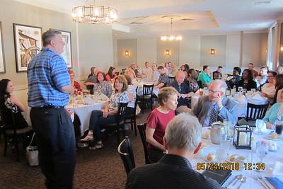 Jim Logan's  Retirement Luncheon