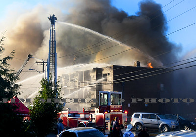 5 Alarm Apartment Building Fire - Franklin Ave, Revere, MA - Unknown Date