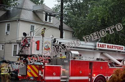 Working Fire East Hartford CT