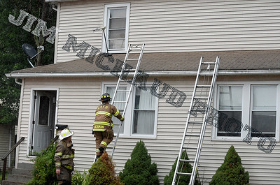 House Fire and Garage Fire - E Hartford & Vernon, CT - 7/17