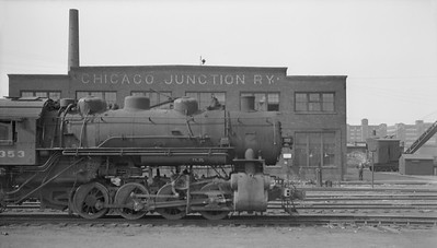 2016.020.99.210--jim neubauer 116 neg--CJ (NYC)--steam locomotive 0-8-0 U3d 353 47th Street stockyards--Chicago IL--c1950 0000