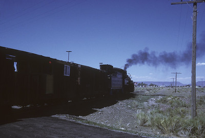 2016.020.50.04--neubauer 35mm kodachrome--C&TS--first season 2-8-2 484 arriving--Antonito CO--1971 0700