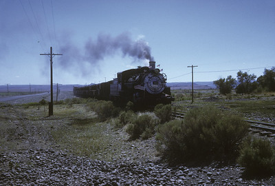 2016.020.50.03--neubauer 35mm kodachrome--C&TS--first season 2-8-2 484 arriving--Antonito CO--1971 0700
