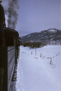 2016.020.51.29--neubauer 35mm kodachrome--C&TS--rotary snowplow OM fantrip beginning ascent--near Chama NM--1975 0200