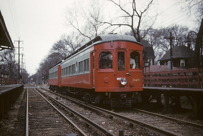 2016.020.13.1958-02--neubauer 35mm kodachrome--CA&E--electric interurban 320 and 319 last fantrip at 5th Ave--Maywood IL--1958 1207