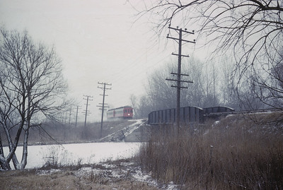 2016.020.13.1958-04--neubauer 35mm kodachrome--CA&E--electric interurban 320 and 319 last fantrip--Warrenville IL--1958 1207