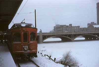 2016.020.13.1958-08--neubauer 35mm kodachrome--CA&E--electric interurban 320 and 319 last fantrip--Aurora IL--1958 1207