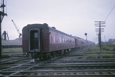 2016.020.05.07--jim neubauer 35mm kodachrome--GM&O--The Limited passenger train hind end--location unknown--1964 1000