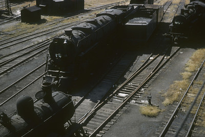 2016.020.02.1955-10--neubauer 35mm kodachrome--CMStP&P--dead steam locomotives at shops--Milwaukee WI--1955 1000