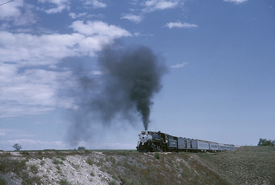 2016.020.54.33--jim neubauer 35mm kodachrome--GW--NRHS Convention fantrip runby with 2-10-0 steam locomotive 90--location unknown--1963 0900
