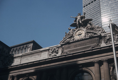 2016.020.20.33--jim neubauer 35mm ektachrome--NYC--Grand Central Terminal exterior view--New York NY--1968 1000