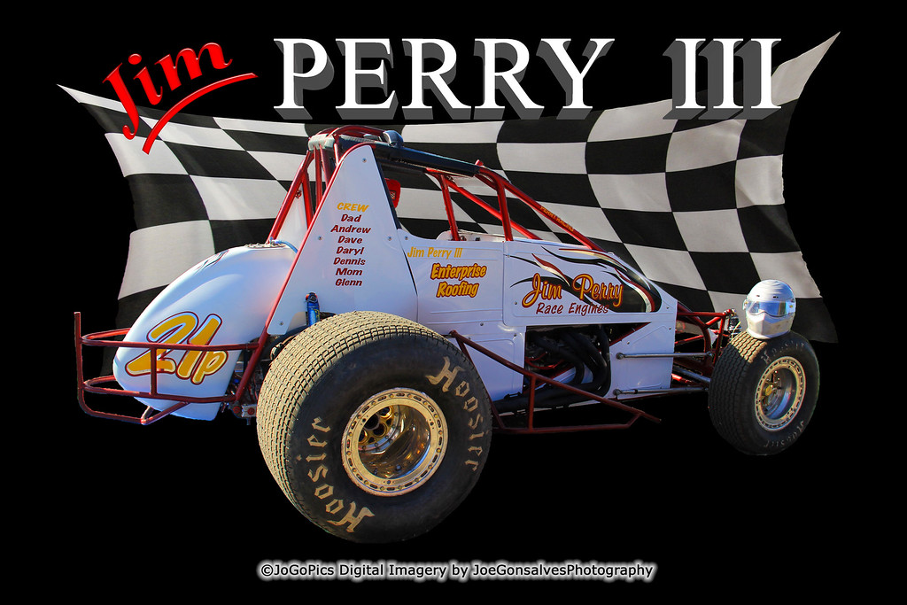 Jim Perry III #21p