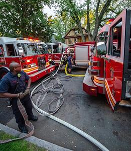 Structure Fire - 282 Sargent St, Hartford, CT - 6/20/18