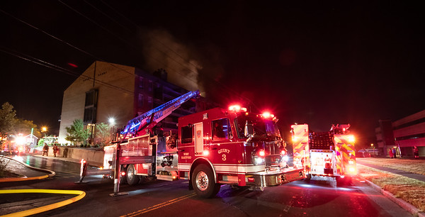 2 Alarm Structure Fire - 100 Kane St, West Hartford, CT - 8/27/19