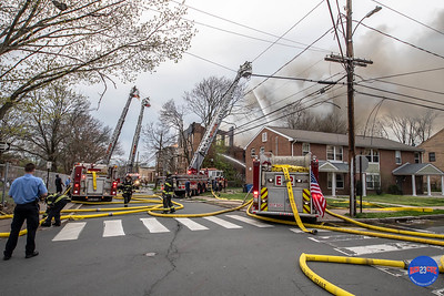 2 Alarm Structure Fire - Nelson St, Hartford, CT - Unknown Date