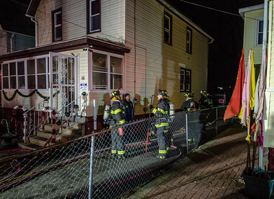 Structure Fire - 49 Hillside Ave, Hartford, CT - 12/11/18