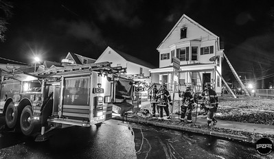 Structure Fire - 6 Pliny St, Hartford, CT - 11/21/18