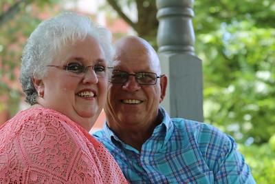 Jim and Georgia