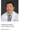 This is Dr. Walter Jo who correctly diagnosed my heart valve infection and referred me to Dr. Lawrence Kohn of Brigham and Women's Hospital in Boston. Dr. Kohn, as a world recognized expert with this procedure, successfully repaired my Mitral Valve.  I thanked Dr. Jo with saving my life.