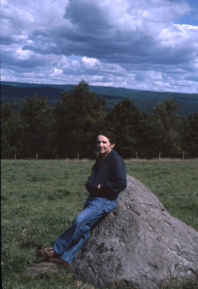 Another of my favorite hikes is the high point at Bartholomew's Cobble, Hurlburt's Hill which rises 1,000 feet to a 20-acre upland field on the Massachusetts–Connecticut border that offers panoramic views northward up the Housatonic River Valley. Part of the MA Trustees of Reservations.